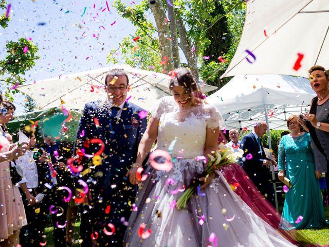 La boda de Jose Manuel y Libertad en Requijada, Segovia 14