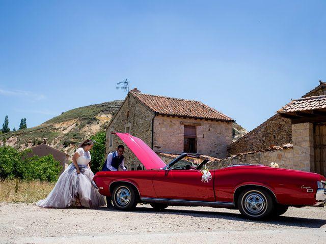 La boda de Jose Manuel y Libertad en Requijada, Segovia 21
