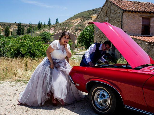 La boda de Jose Manuel y Libertad en Requijada, Segovia 22