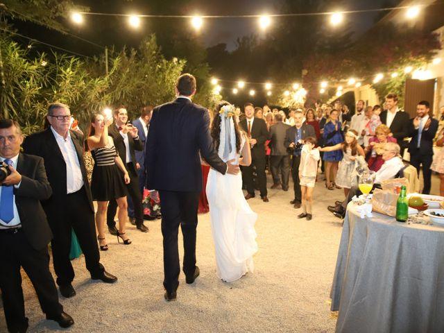 La boda de Alvaro y Elena en Picanya, Valencia 18