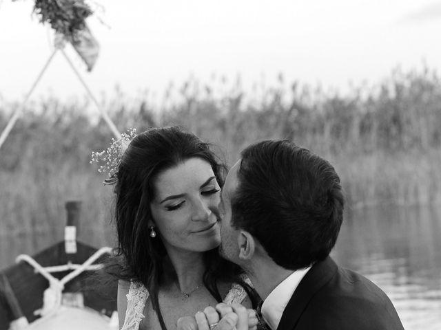La boda de Alvaro y Elena en Picanya, Valencia 23