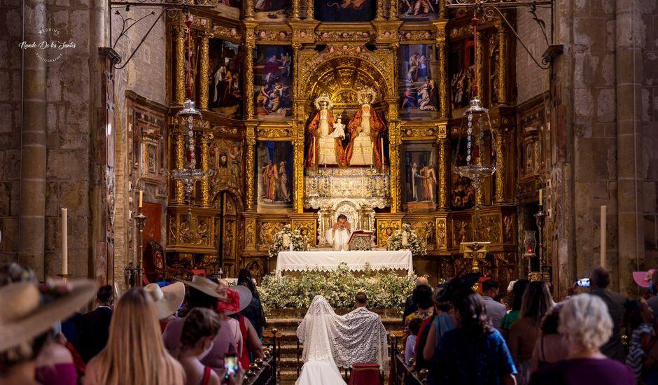 La boda de Emilio y Miriam en Sevilla, Sevilla