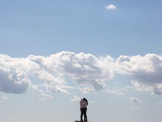 La boda de Elisa y Jonh Paul 1
