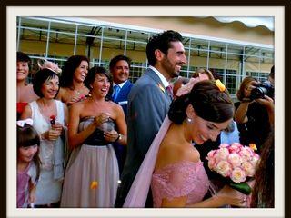La boda de Eva y Rafa