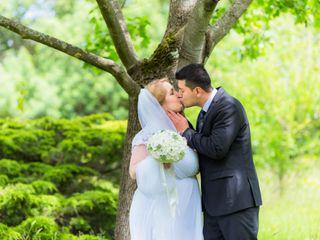 La boda de Amber y Sergio