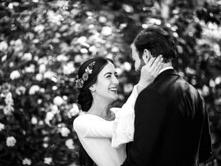 La boda de Inés y Felipe