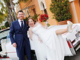 La boda de Felisa y Juan Carlos