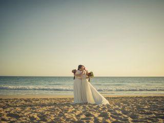 La boda de Alba y Maria del  Carmen 3