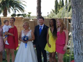 La boda de Beirut y Ruben