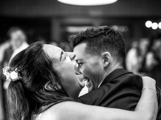 La boda de Montse y Rubén