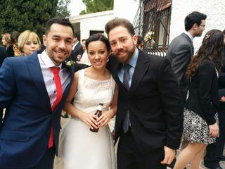 La boda de Elena y Gonzalo