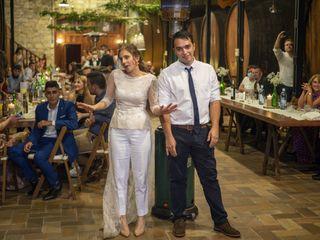 La boda de Ainhoa y Eduardo
