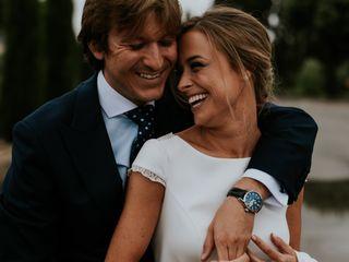 La boda de Alvaro y Cris