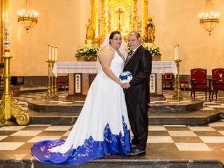 La boda de REBECA y VICTOR