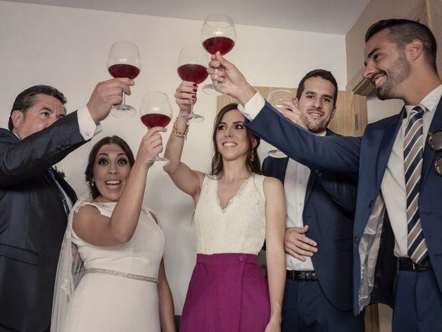 La boda de Paco y Jesica  en Sevilla, Sevilla 2