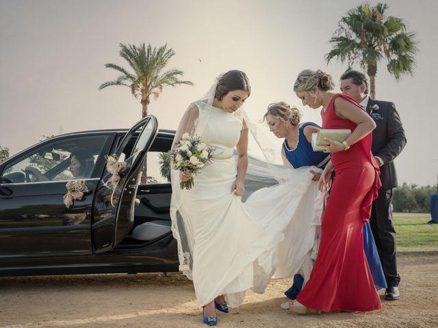 La boda de Paco y Jesica  en Sevilla, Sevilla 11