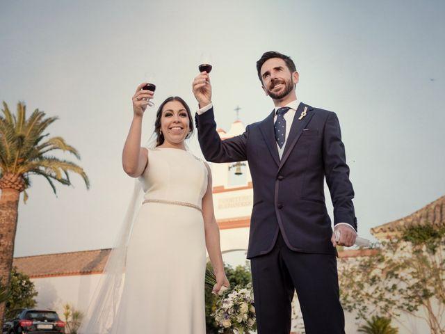 La boda de Paco y Jesica  en Sevilla, Sevilla 19