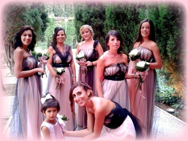 La boda de Rafa y Eva en Granada, Granada 2