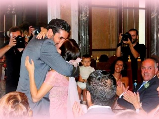 La boda de Rafa y Eva en Granada, Granada 10