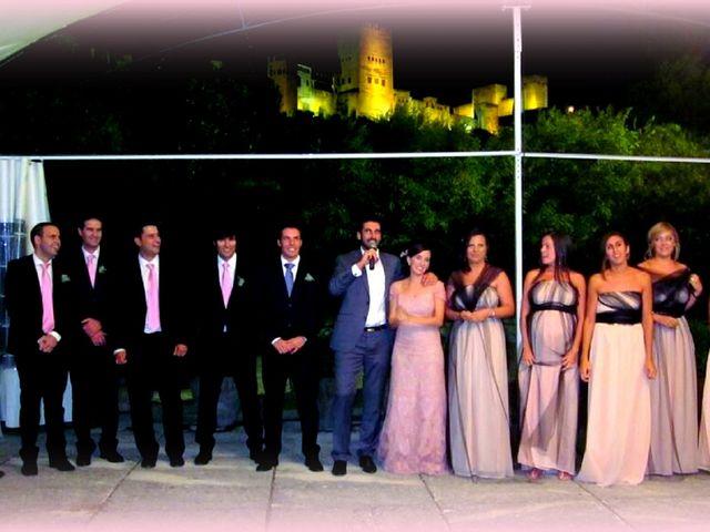 La boda de Rafa y Eva en Granada, Granada 12