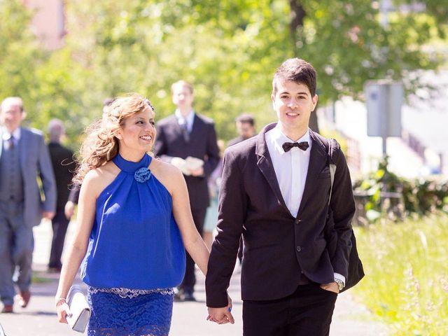 La boda de Sergio y Amber en Santurtzi, Vizcaya 8