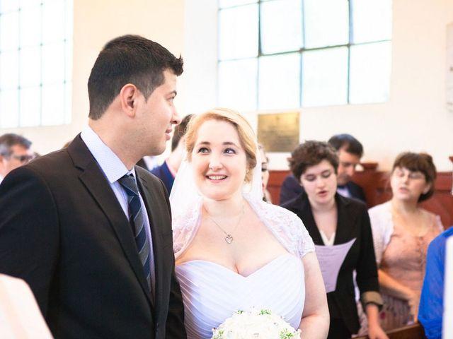 La boda de Sergio y Amber en Santurtzi, Vizcaya 10