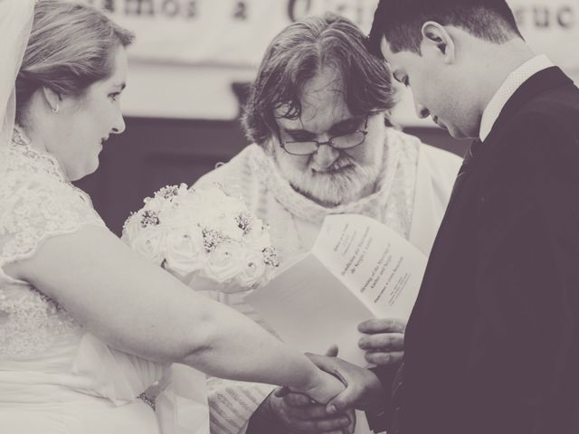 La boda de Sergio y Amber en Santurtzi, Vizcaya 14