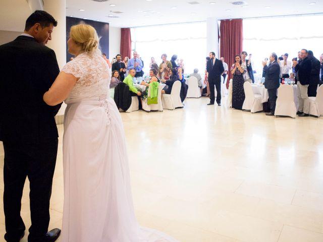 La boda de Sergio y Amber en Santurtzi, Vizcaya 22