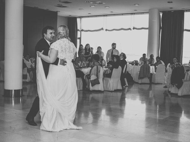 La boda de Sergio y Amber en Santurtzi, Vizcaya 25