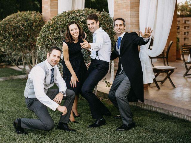 La boda de Nacho y Saray en Espartinas, Sevilla 31