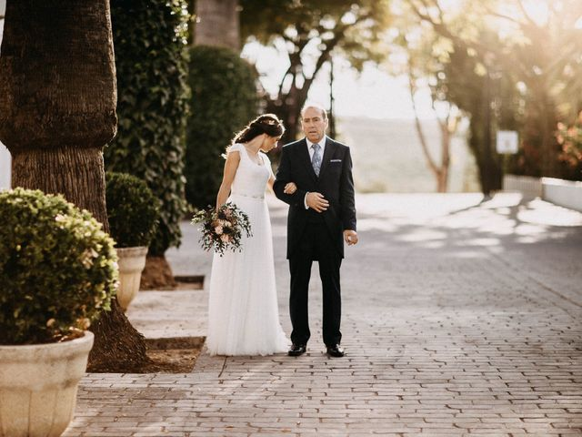 La boda de Nacho y Saray en Espartinas, Sevilla 35