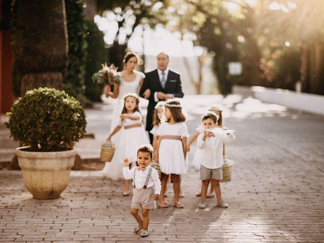 La boda de Nacho y Saray en Espartinas, Sevilla 37