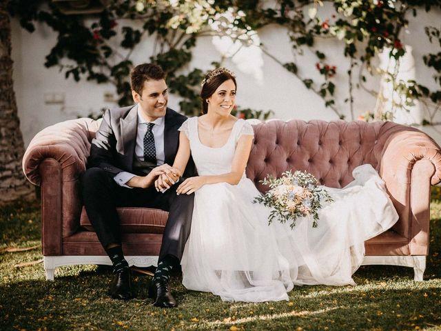 La boda de Nacho y Saray en Espartinas, Sevilla 42