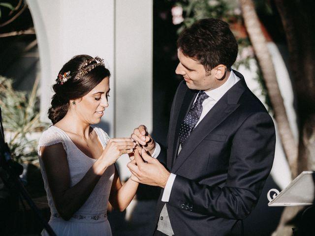 La boda de Nacho y Saray en Espartinas, Sevilla 53