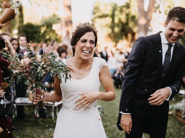 La boda de Nacho y Saray en Espartinas, Sevilla 59