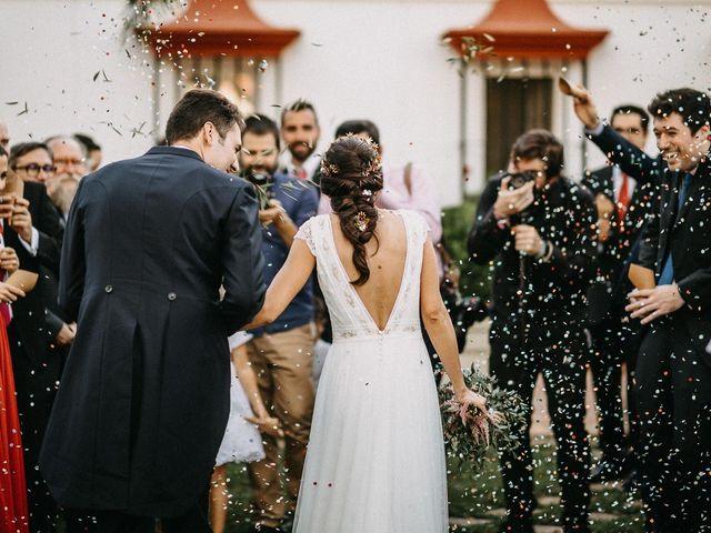 La boda de Nacho y Saray en Espartinas, Sevilla 57
