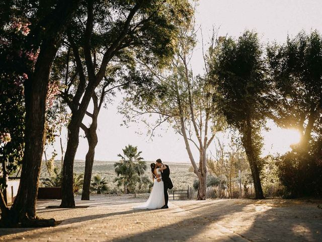 La boda de Nacho y Saray en Espartinas, Sevilla 63