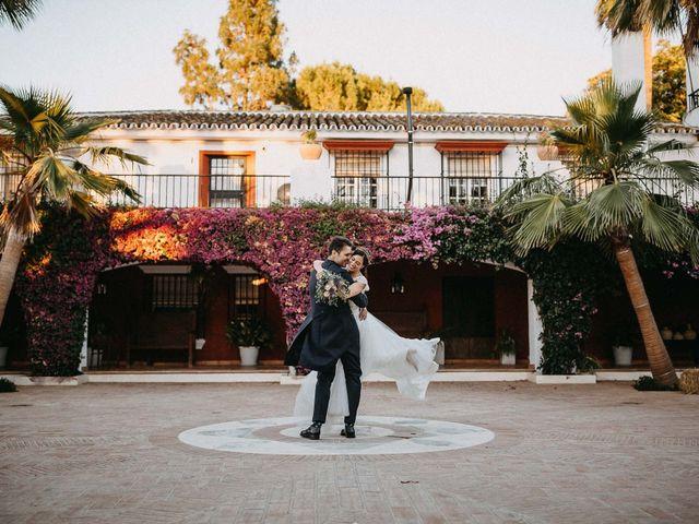 La boda de Nacho y Saray en Espartinas, Sevilla 64