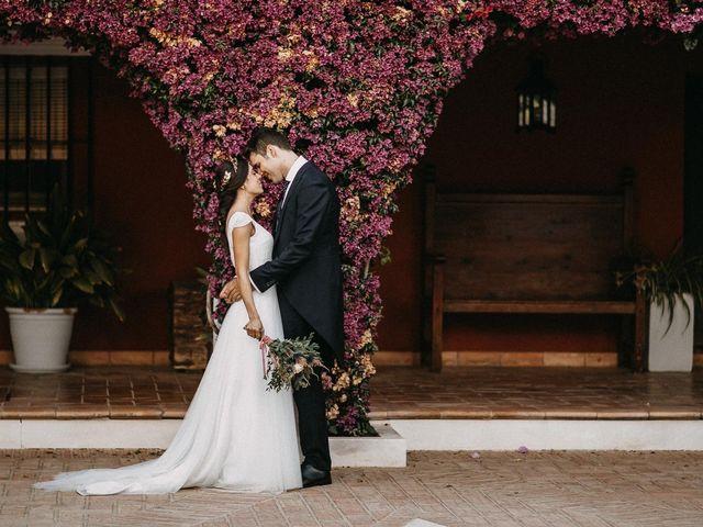 La boda de Saray y Nacho