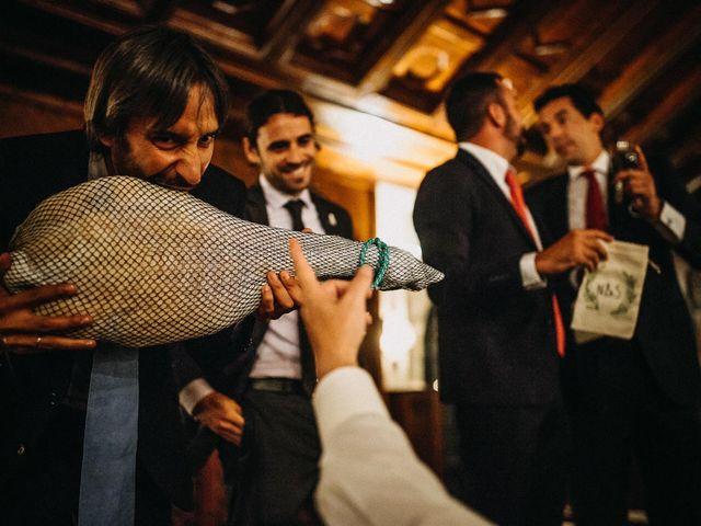 La boda de Nacho y Saray en Espartinas, Sevilla 83