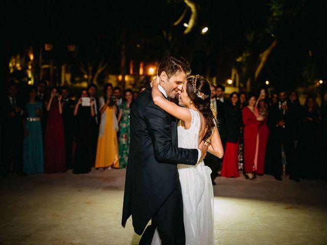La boda de Nacho y Saray en Espartinas, Sevilla 92
