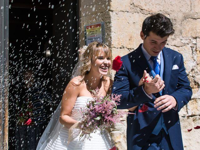 La boda de Sixto y Susana en Linares De Riofrio, Salamanca 1