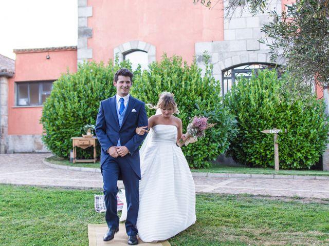 La boda de Sixto y Susana en Linares De Riofrio, Salamanca 2