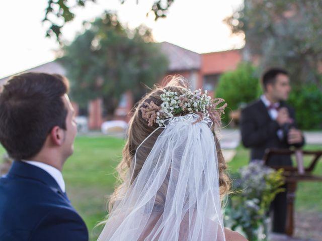 La boda de Sixto y Susana en Linares De Riofrio, Salamanca 3