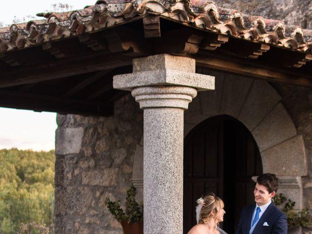 La boda de Sixto y Susana en Linares De Riofrio, Salamanca 22