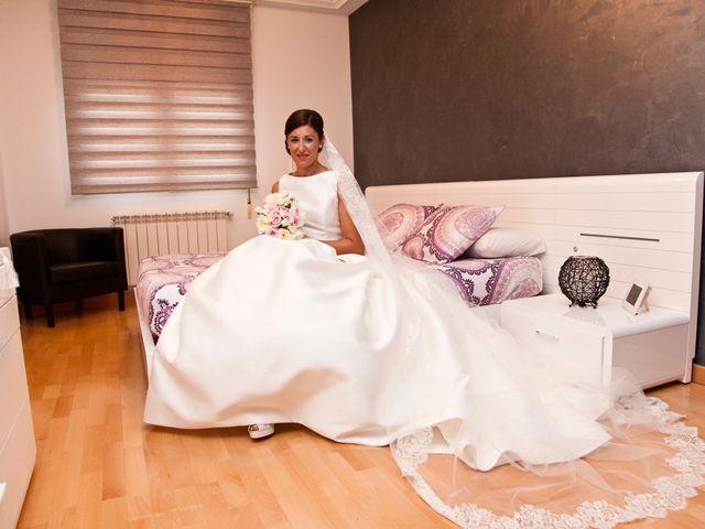 La boda de Jairo y Rebeca  en Villanubla, Valladolid 6