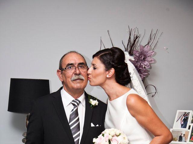 La boda de Jairo y Rebeca  en Villanubla, Valladolid 8