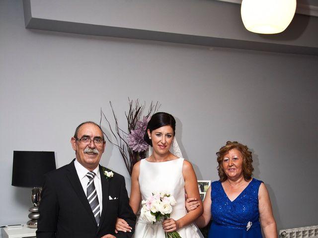 La boda de Jairo y Rebeca  en Villanubla, Valladolid 9