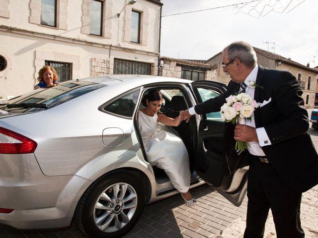 La boda de Jairo y Rebeca  en Villanubla, Valladolid 12