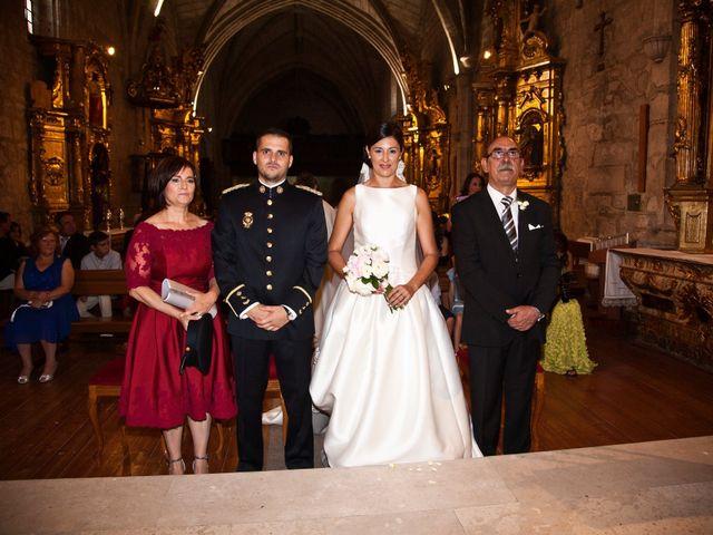 La boda de Jairo y Rebeca  en Villanubla, Valladolid 13